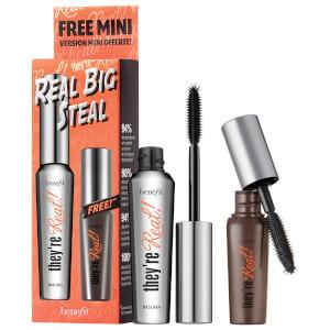 benefit Real Big Steal TAR Mascara Booster Set