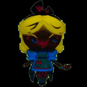 Figurine Vinyl Alice - Miss Mindy