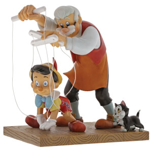 Figurine Pinocchio, Little Wooden Head– Enchanting Disney