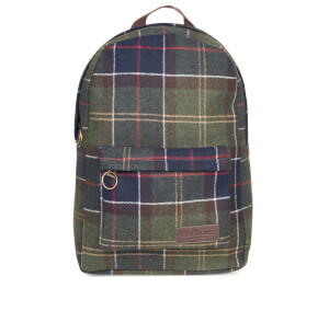 Barbour Men's Carbridge Backpack - Classic Tartan