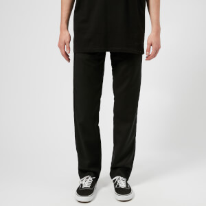 Matthew Miller Men's Leto Tailored Trousers - Black