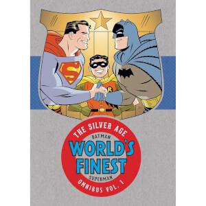 DC Comics Batman Superman Silver Age Omnibus Hardcover Vol. 01