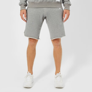 Satisfy Men's Jogger Shorts - Heather Grey