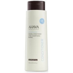AHAVA Mineral Conditioner 400ml New