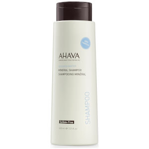 AHAVA Mineral Shampoo mineralny szampon do włosów 400 ml