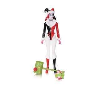 Figurine Harley Quinn DC Designer Series Conner Holiday