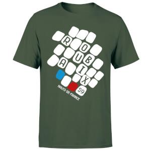 Roubaix Men's T-Shirt - Forest Green