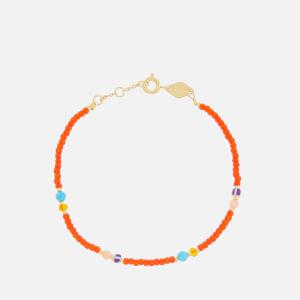 Anni Lu Women's Soho Bracelet - Red Frost