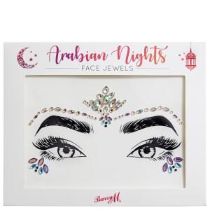 Barry M Cosmetics Face Jewels - Arabian Nights
