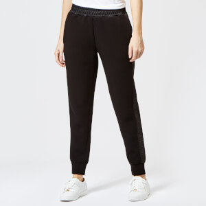 Guess Women's Claudia Sweatpants - Jet Black