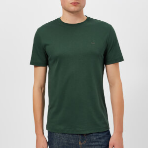 18104fcd Michael Kors Men's Sleek Crew Neck T-Shirt - Spruce Green