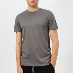 Michael Kors Men's Sleek Crew Neck T-Shirt - Battle Ship
