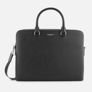 Michael Kors Men's Harrison Briefcase - Black