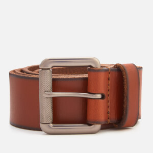 Superdry Men's Badgeman Belt Box - Tan
