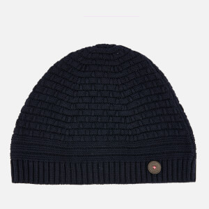 Ted Baker Men's Austell Knitted Hat - Navy