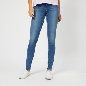 Levi's Women's 721 High Rise Skinny Jeans - Dust in the Wind