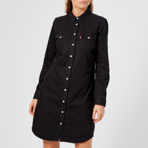 Levi's Women's Ultimate Western Dress - Shiny Happy People