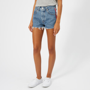Levi's Women's 501 High Rise Shorts - Spectator Sport