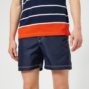Orlebar Brown Men's Bulldog Surf Swim Shorts - Blue