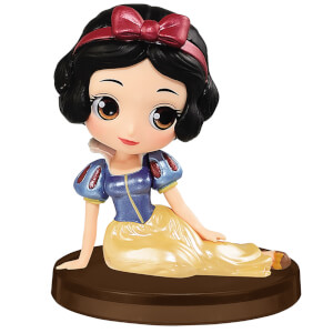 Banpresto Q Posket Petit Girls Festival Disney Snow White and the Seven Dwarfs Snow White Figure 7cm