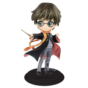 Banpresto Q Posket Harry Potter Figure 14cm (Pearl Colour Version)
