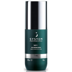 System Professional Man Texturising Spray 125ml