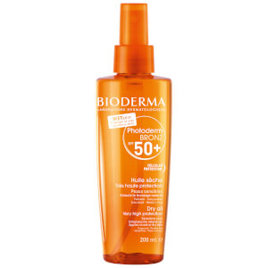 Bioderma Photoderm Bronz Dry Oil SPF 50+ 200 ml
