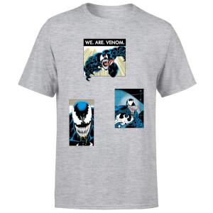 Venom Collage Men's T-Shirt - Grey