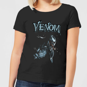 Venom Profile Women's T-Shirt - Black