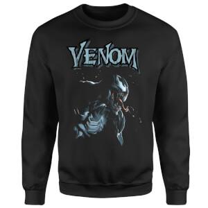 Venom Profile Sweatshirt - Black
