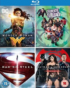 Wonder Woman/Suicide Squad/Batman