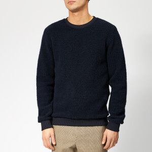 A.P.C. Men's Lane Sweat - Dark Navy