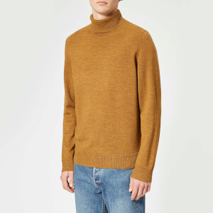 A.P.C. Men's Marcelino Pull Over Jumper - Ocre Chine