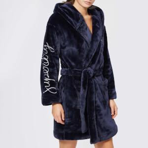 Superdry Women's Sophia Loungewear Robe - Midnight Navy