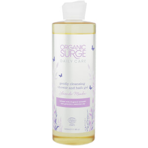 Organic Surge Lavender Meadow Shower & Bath Gel 500ml