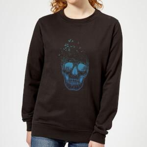 Lost Mind Women's Sweatshirt - Black