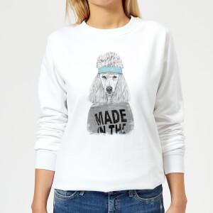 Made In The 80's Women's Sweatshirt - White