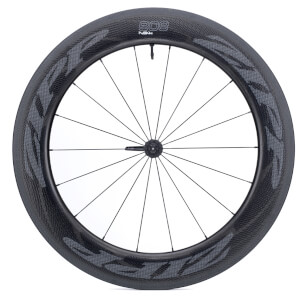 Zipp 808 NSW Carbon Clincher Tubeless Front Wheel 2019