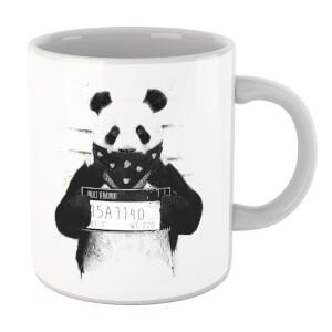 Balazs Solti Bandana Panda Mug