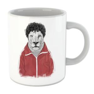 Balazs Solti Sporty Lion Mug