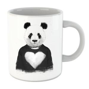 Balazs Solti Panda Love Mug
