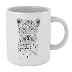 Balazs Solti Leopard Mug
