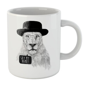Balazs Solti Say My Name Mug