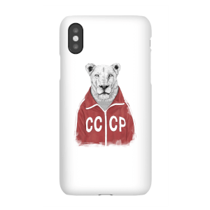 Balazs Solti CCCP Lion Phone Case for iPhone and Android