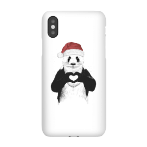 Balazs Solti Santa Bear Phone Case for iPhone and Android