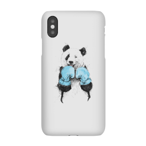 Balazs Solti Boxing Panda Phone Case for iPhone and Android