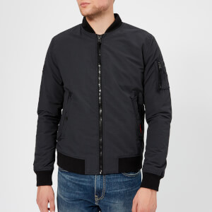 Superdry Men's Air Corps Bomber Jacket - Navy