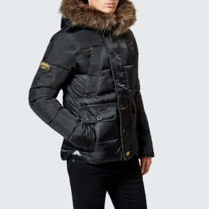 Superdry Men's Chinook Jacket - Black