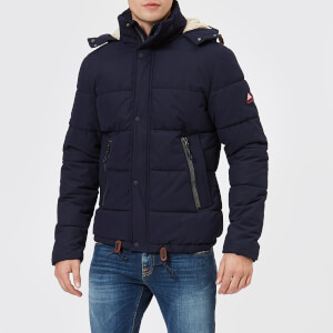 Superdry Men's New Academy Jacket - Midnight Navy