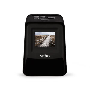 Veho Smartfix Scan to SD Stand Alone Slide and Negative Scanner (35mm, 126mm and 110mm, 14MP)